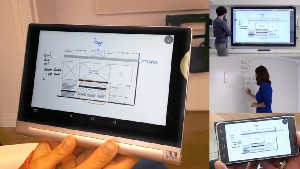 Pourquoi utiliser un paperboard numérique avec des élèves ?